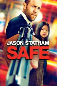 "Poster for the movie ""Safe"""