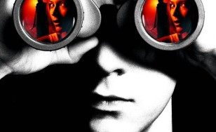"Poster for the movie ""Disturbia"""