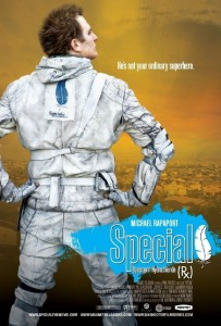 "Poster for the movie ""Special"""