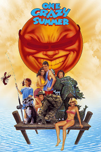 "Poster for the movie ""One Crazy Summer"""