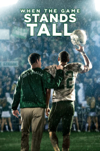 "Poster for the movie ""When the Game Stands Tall"""