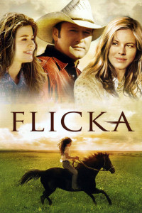 "Poster for the movie ""Flicka"""