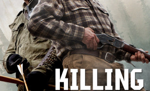 "Poster for the movie ""Killing Season"""