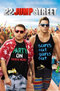 "Poster for the movie ""22 Jump Street"""