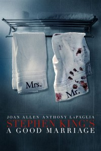 "Poster for the movie ""A Good Marriage"""