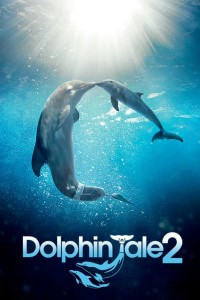 "Poster for the movie ""Dolphin Tale 2"""