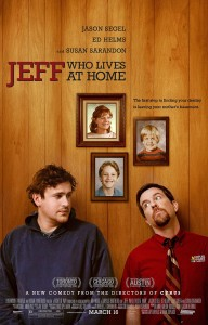"Poster for the movie ""Jeff, Who Lives at Home"""