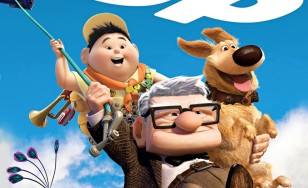 "Poster for the movie ""Up"""