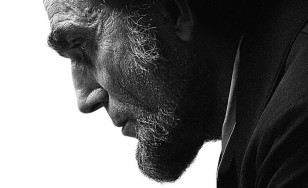 "Poster for the movie ""Lincoln"""