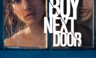 "Poster for the movie ""The Boy Next Door"""