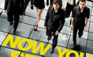 "Poster for the movie ""Now You See Me"""