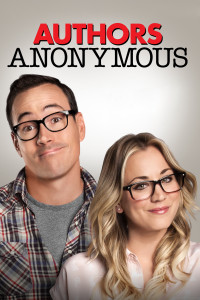 "Poster for the movie ""Authors Anonymous"""