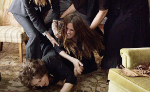 "Poster for the movie ""August: Osage County"""