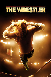 "Poster for the movie ""The Wrestler"""