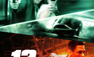 """Poster for the movie """"12 Rounds"""""""