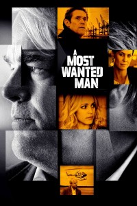 "Poster for the movie ""A Most Wanted Man"""
