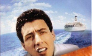 "Poster for the movie ""Going Overboard"""