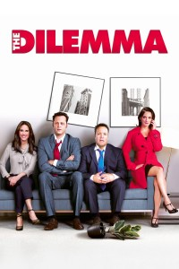 "Poster for the movie ""The Dilemma"""