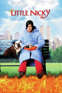 "Poster for the movie ""Little Nicky"""