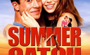 "Poster for the movie ""Summer Catch"""