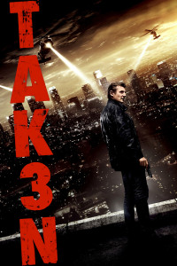"Poster for the movie ""Taken 3"""