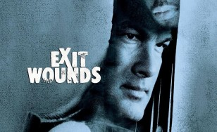 "Poster for the movie ""Exit Wounds"""