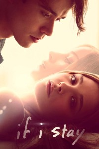 "Poster for the movie ""If I Stay"""