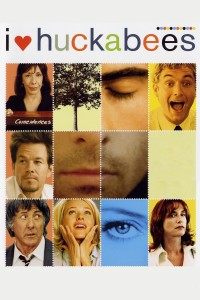 "Poster for the movie ""I Heart Huckabees"""