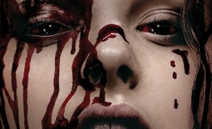"Poster for the movie ""Carrie"""