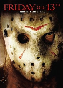 """Poster for the movie """"Friday the 13th"""""""