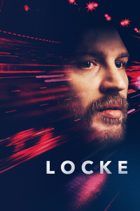 "Poster for the movie ""Locke"""