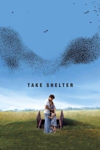 "Poster for the movie ""Take Shelter"""