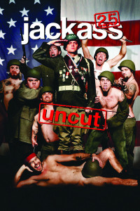 "Poster for the movie ""Jackass 2.5"""