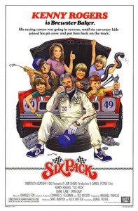 "Poster for the movie ""Six Pack"""