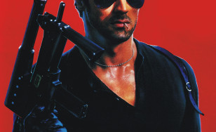 "Poster for the movie ""Cobra"""