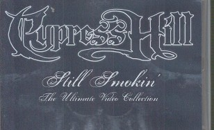 "Poster for the movie ""Cypress Hill - Still Smokin'"""