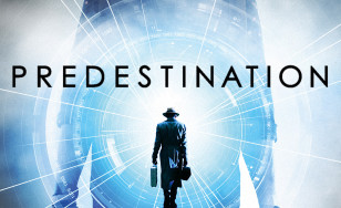 "Poster for the movie ""Predestination"""