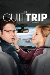 "Poster for the movie ""The Guilt Trip"""