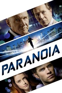 "Poster for the movie ""Paranoia"""