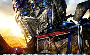 "Poster for the movie ""Transformers: Revenge of the Fallen"""