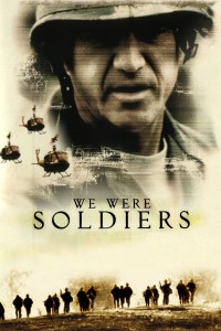 "Poster for the movie ""We Were Soldiers"""