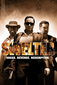 "Poster for the movie ""Swelter"""
