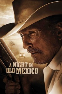 "Poster for the movie ""A Night in Old Mexico"""