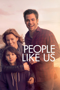 "Poster for the movie ""People Like Us"""