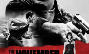 "Poster for the movie ""The November Man"""