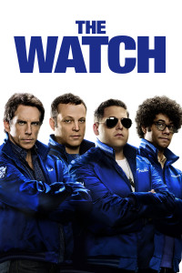 "Poster for the movie ""The Watch"""