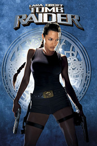 "Poster for the movie ""Lara Croft: Tomb Raider"""