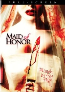 "Poster for the movie ""Maid of honor"""