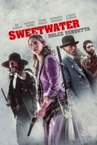 "Poster for the movie ""Sweetwater"""