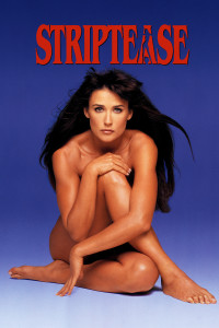 "Poster for the movie ""Striptease"""